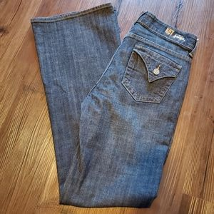 Kut From the Kloth Slim Bootcut High Rise Jeans